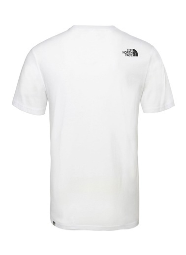 The North Face Walls Are For Climbing Erkek T-Shirt Beyaz Beyaz
